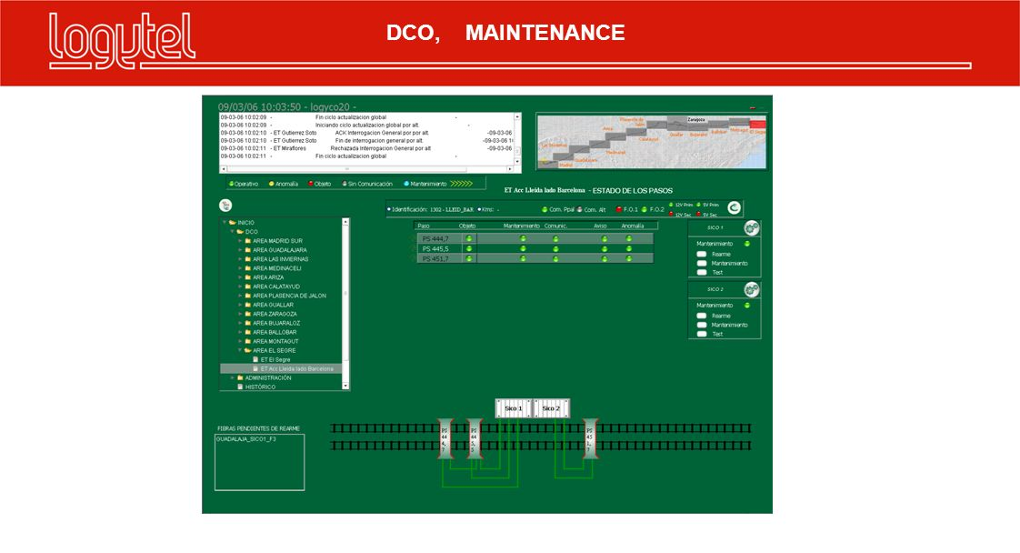 25/03/2017 DCO, MAINTENANCE 24