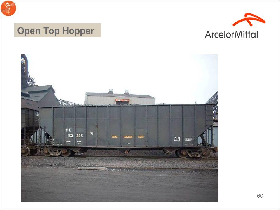 Open Top Hopper