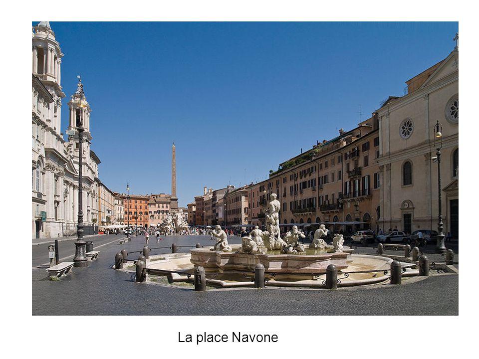 La place Navone