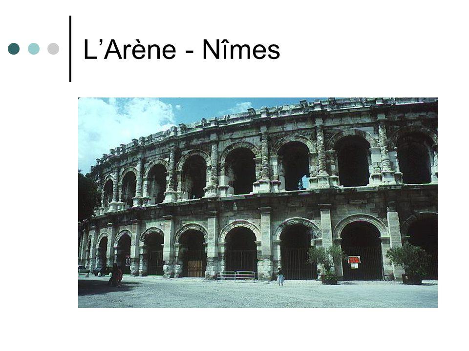 L'Arène - Nîmes