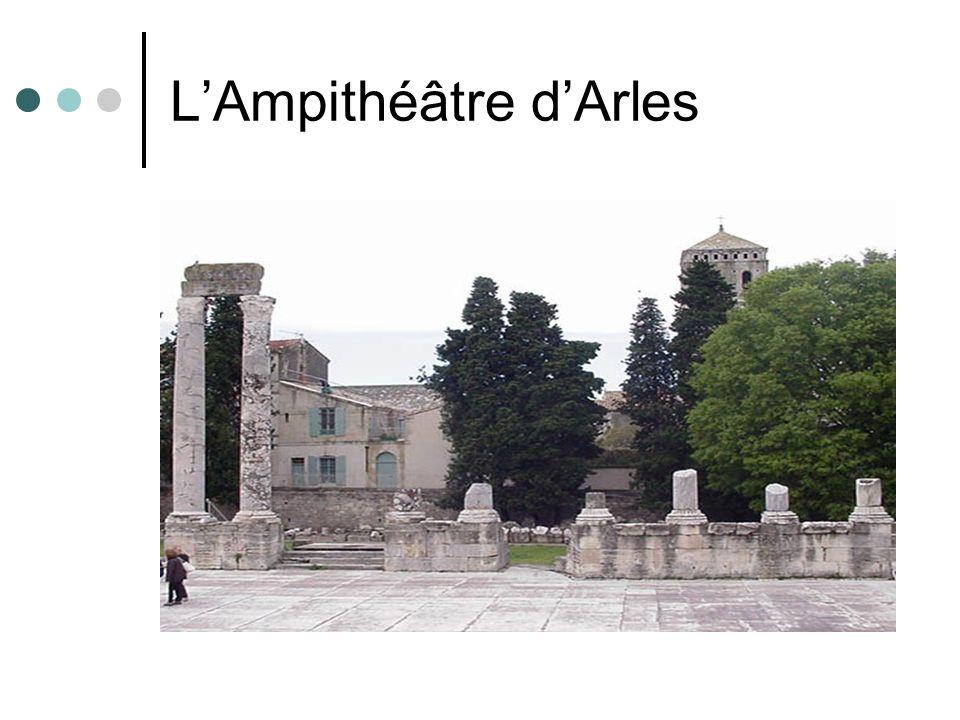 L'Ampithéâtre d'Arles