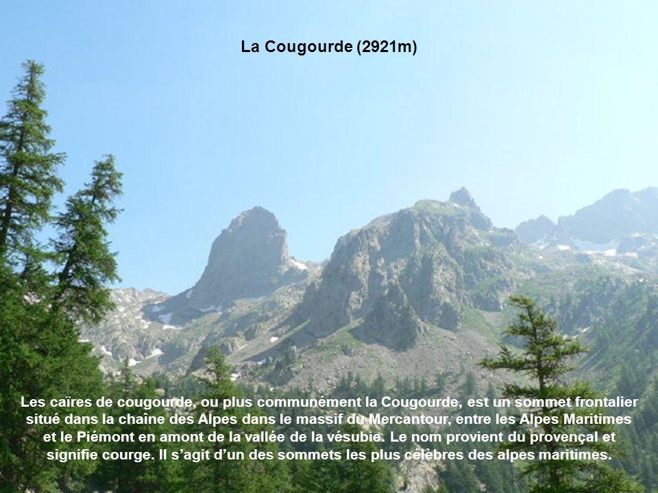 La Cougourde (2921m)