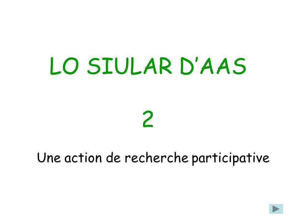 Une action de recherche participative