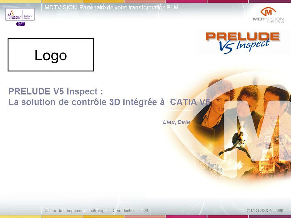 PRELUDE V5 Inspect : La solution de contrôle 3D intégrée à CATIA V5