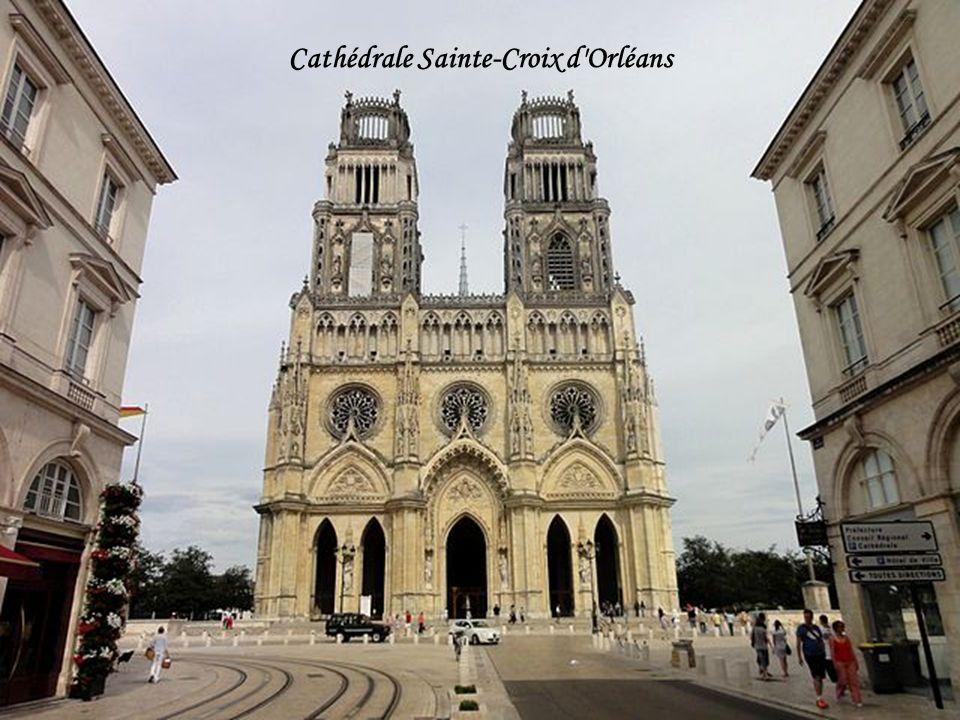 Cathédrale Sainte-Croix d Orléans