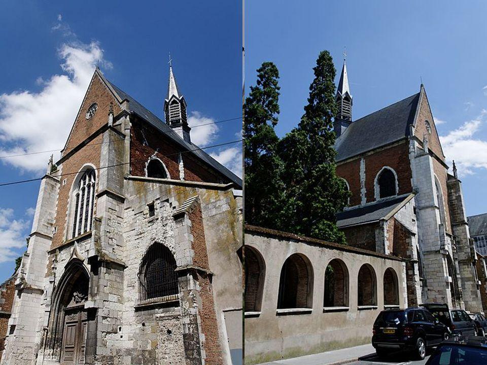 L église Saint Pierre du Martroi