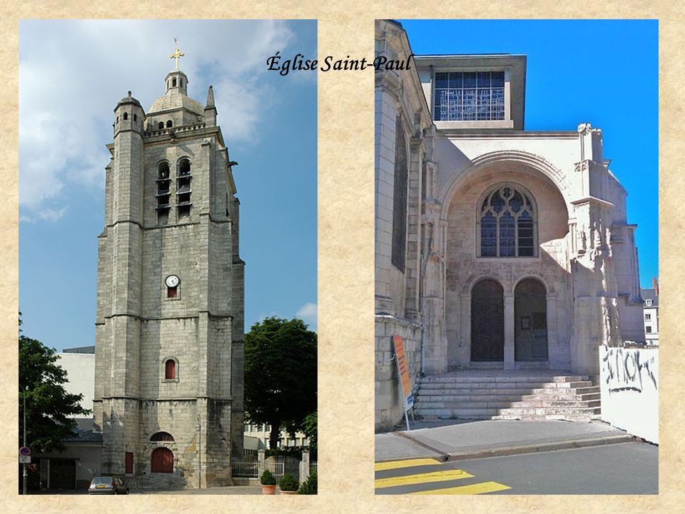 Église Saint-Paul