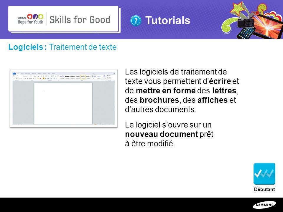 logiciels   traitement de texte