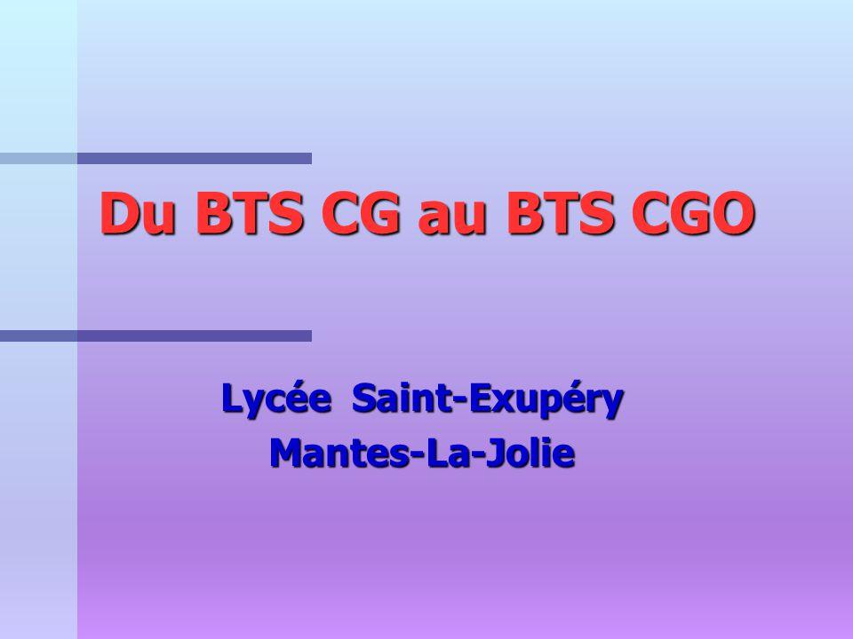Lycée Saint-Exupéry Mantes-La-Jolie