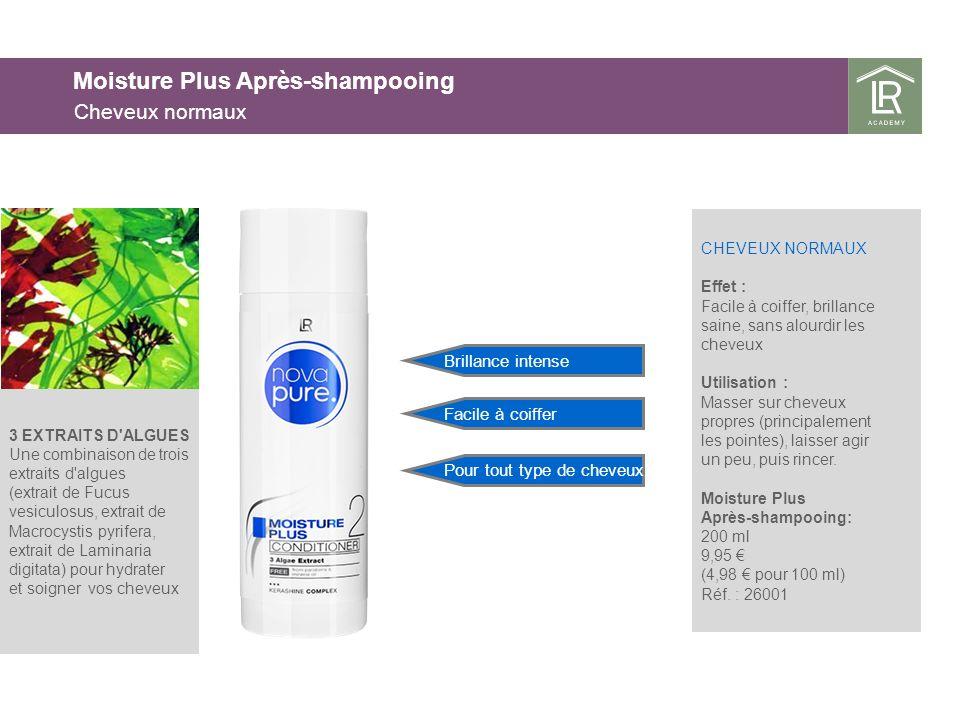Moisture Plus Après-shampooing