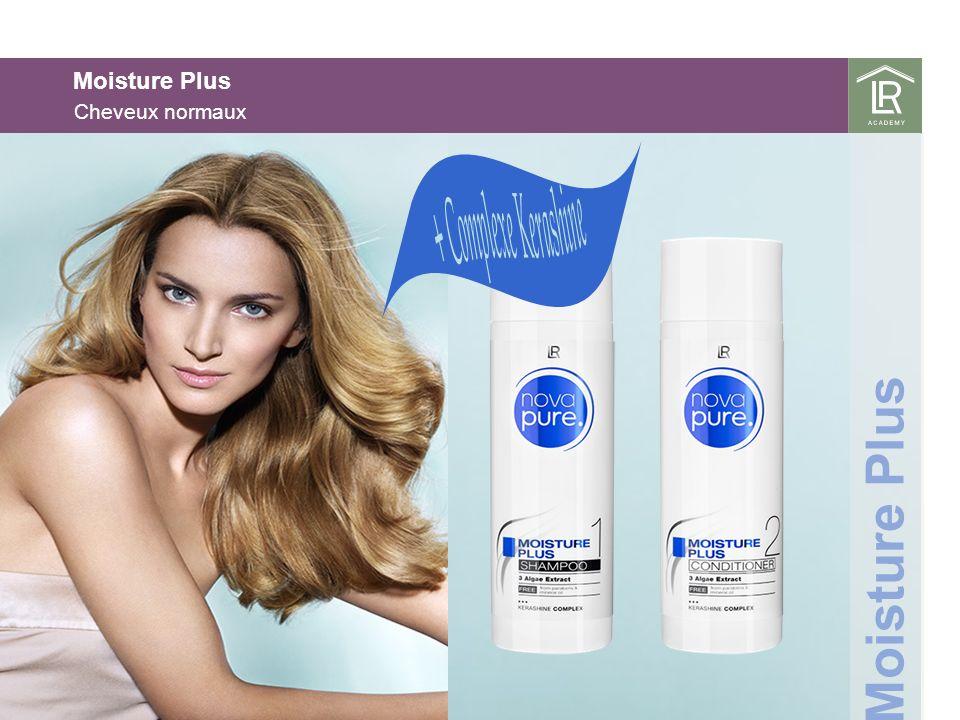 Moisture Plus + Complexe Kerashine Moisture Plus 8 Cheveux normaux