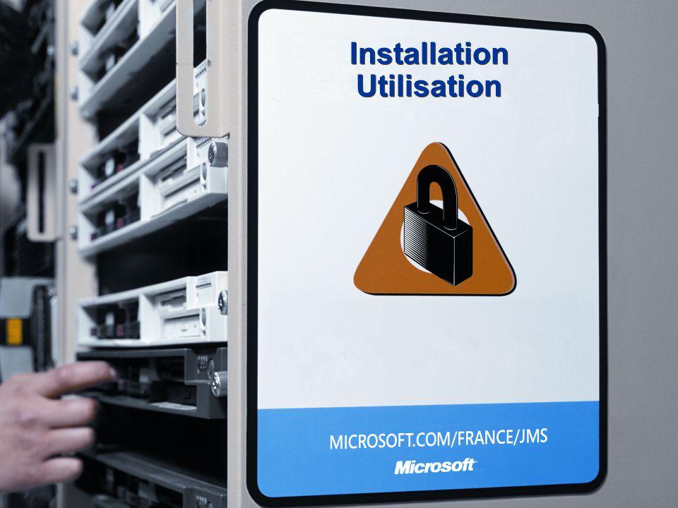 Installation Utilisation