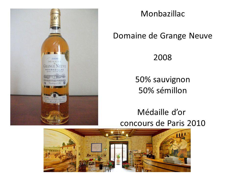 Domaine de Grange Neuve