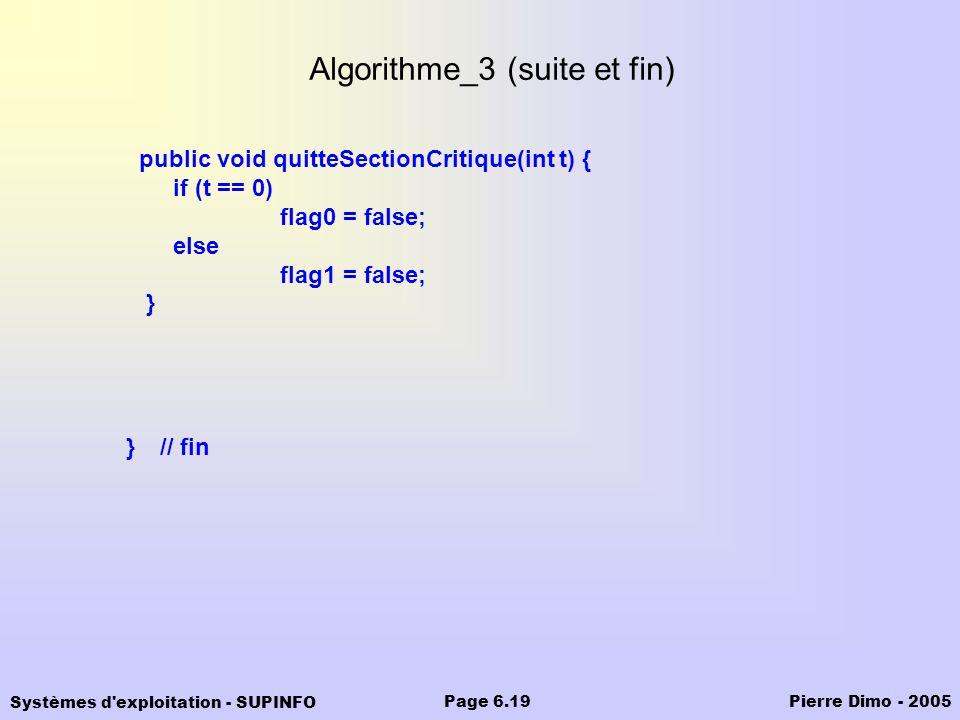 Algorithme_3 (suite et fin)