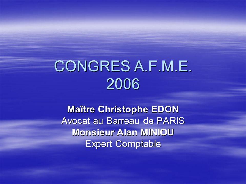 Maître Christophe EDON