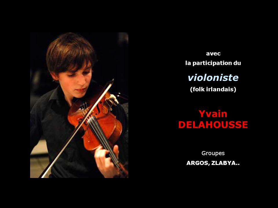 violoniste Yvain DELAHOUSSE