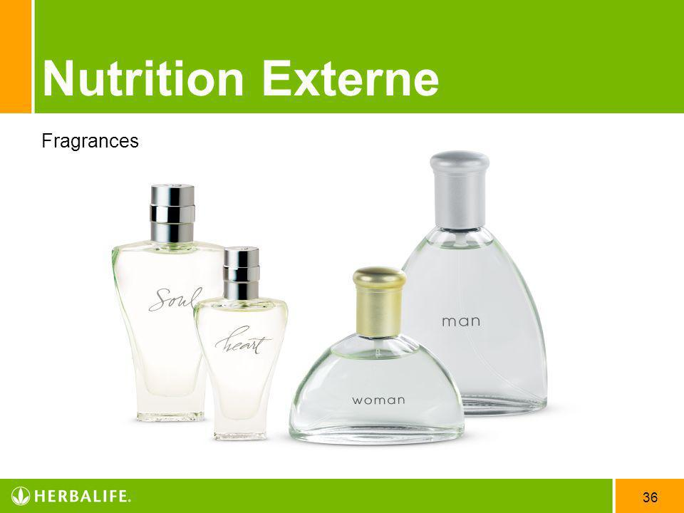 Nutrition Externe Fragrances