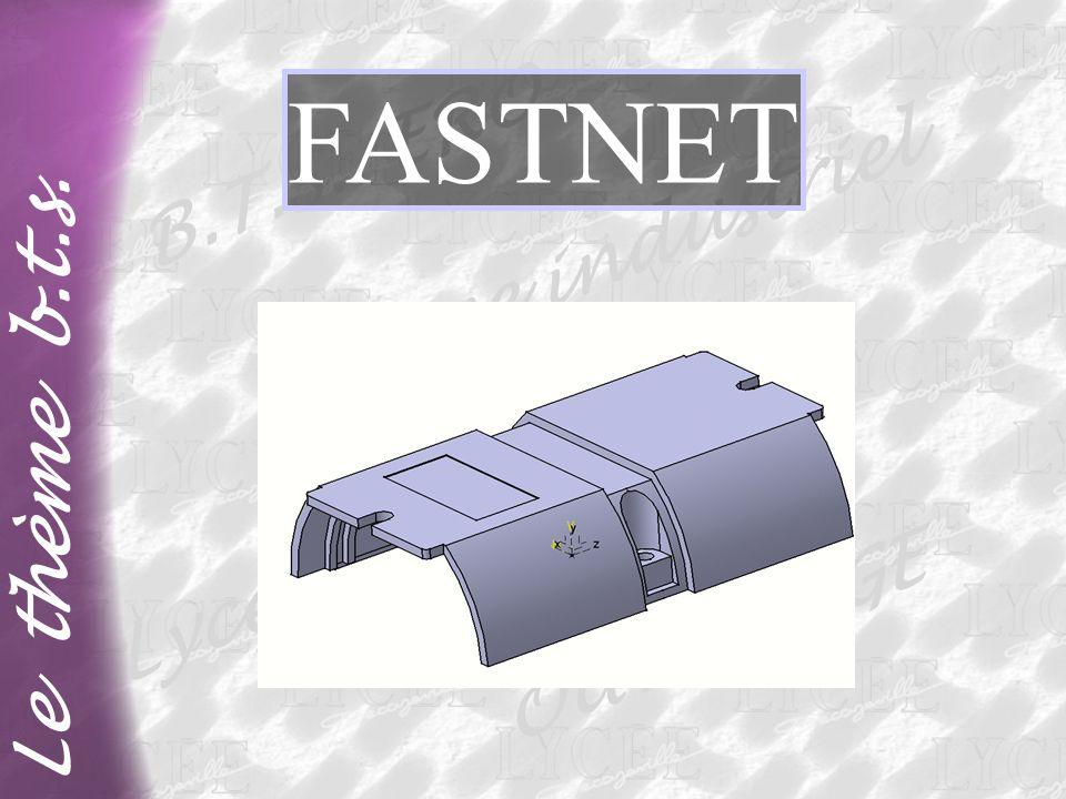 FASTNET B.T.S. ERO Thème industriel Le thème b.t.s. Lycée technique