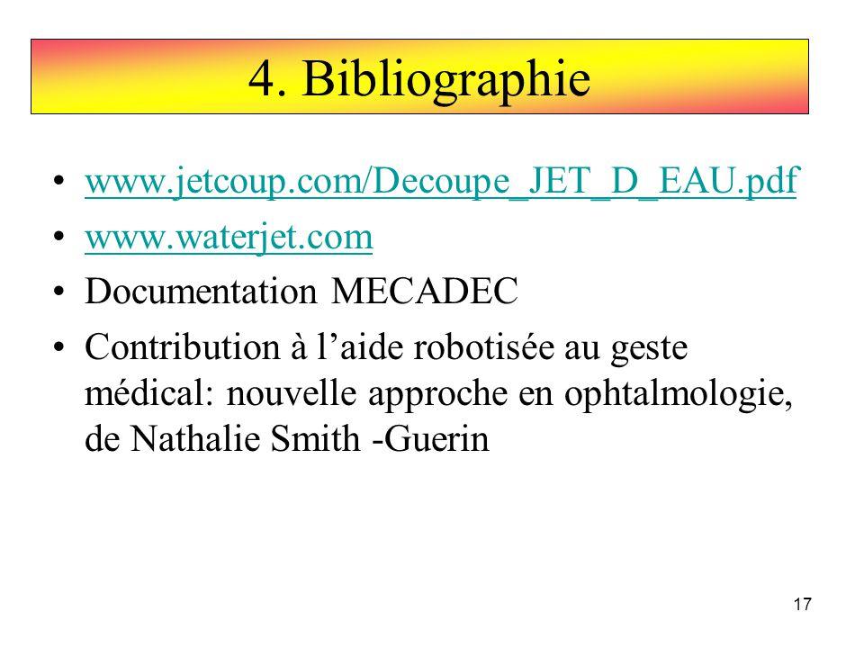 4. Bibliographie www.jetcoup.com/Decoupe_JET_D_EAU.pdf
