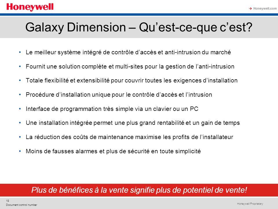 Galaxy Dimension – Qu'est-ce-que c'est