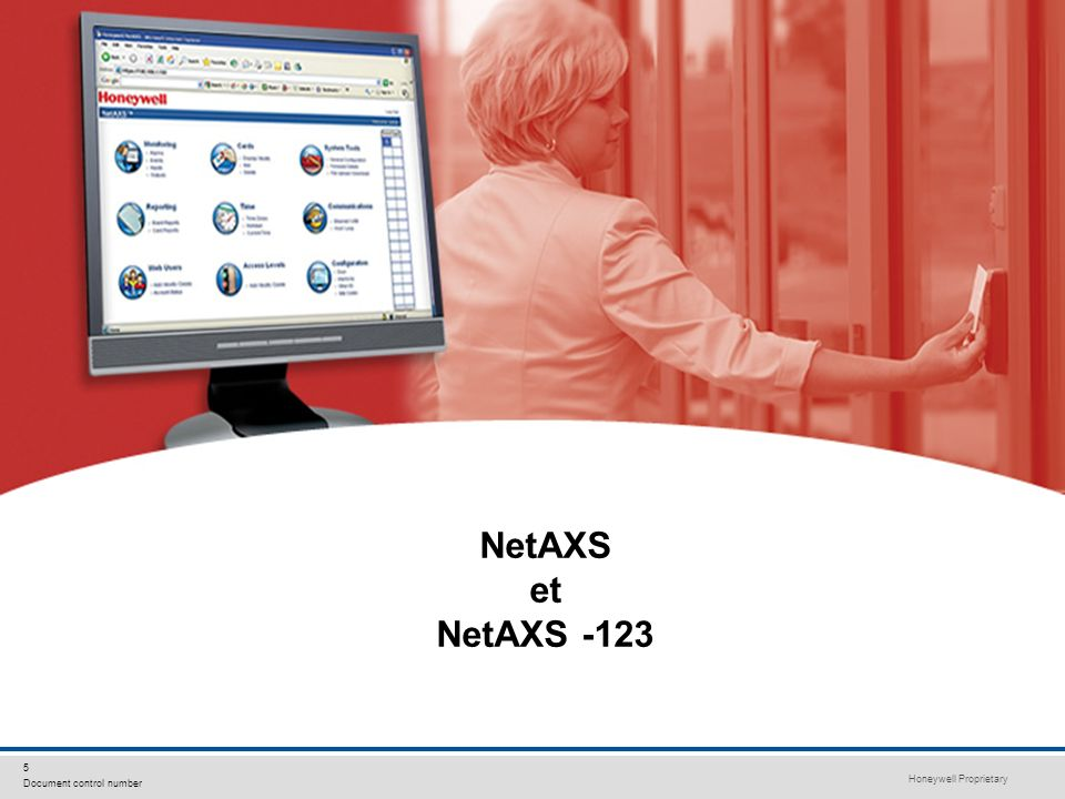 NetAXS et NetAXS -123 5