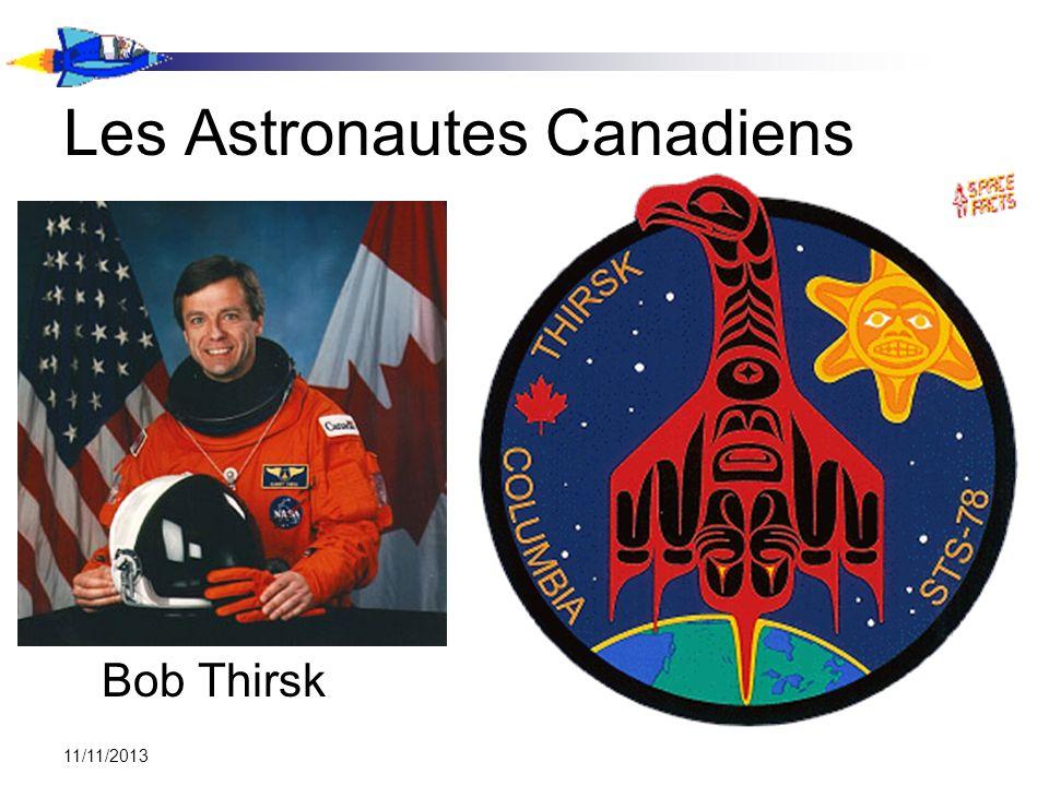 Les Astronautes Canadiens