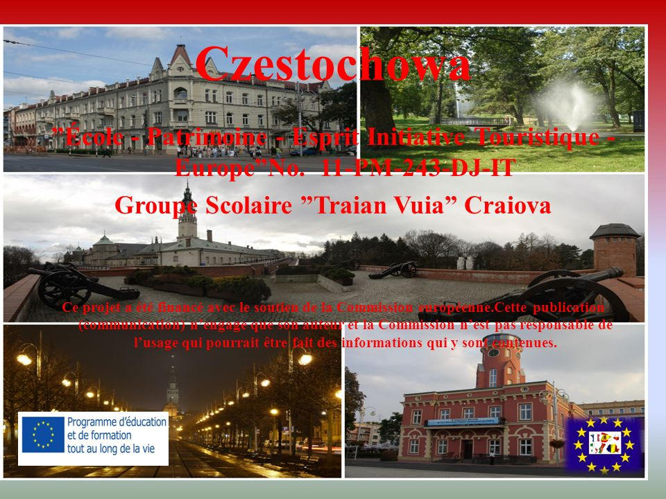 Groupe Scolaire Traian Vuia Craiova