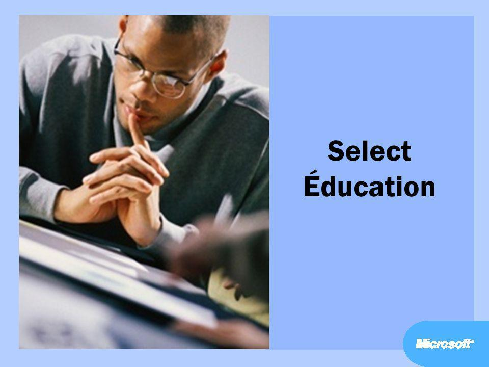 Select Éducation