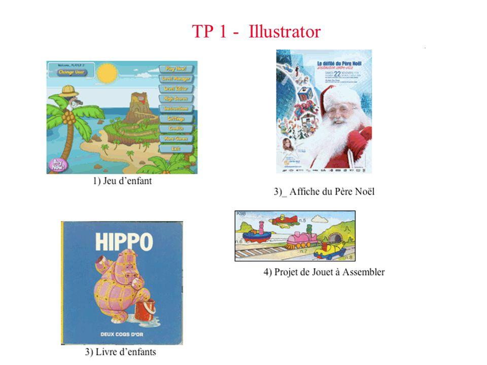 TP 1 - Illustrator