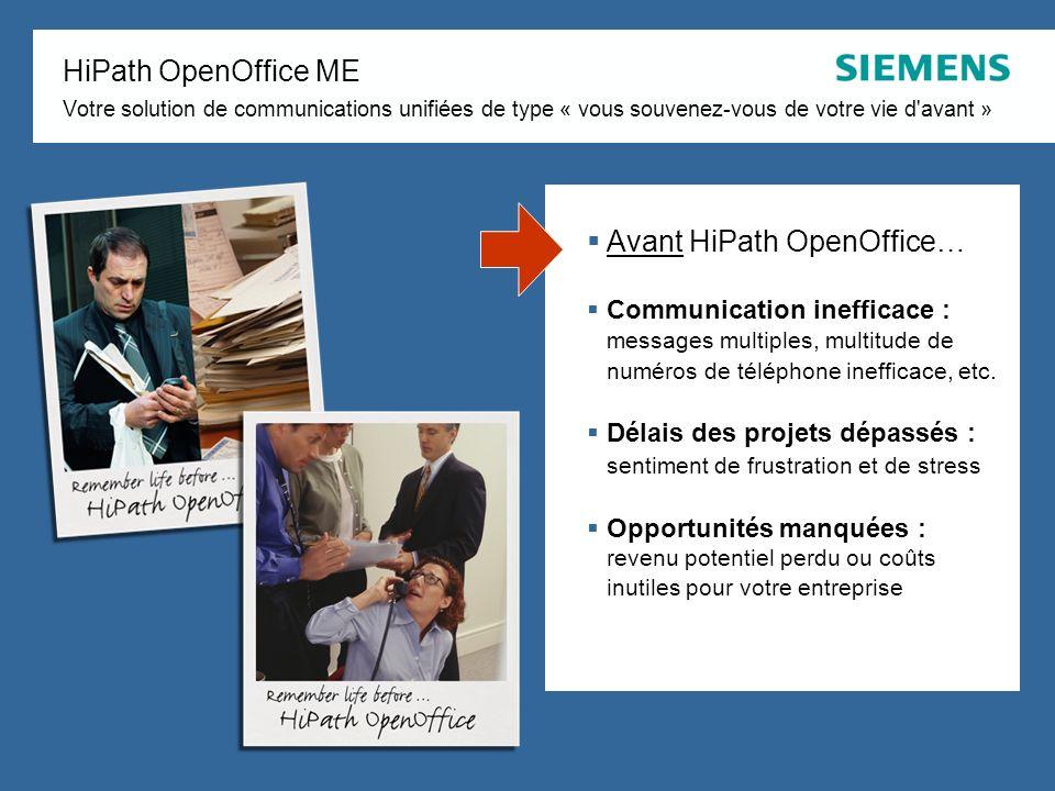 Avant HiPath OpenOffice…