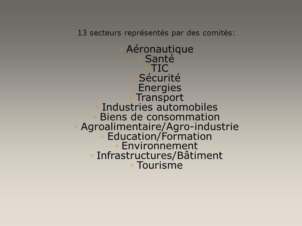 Industries automobiles Biens de consommation