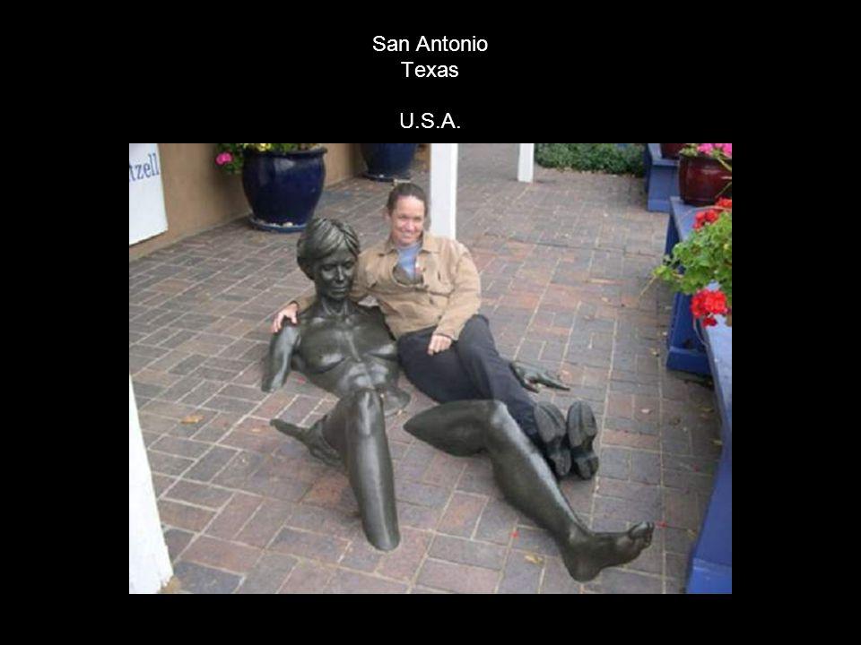 San Antonio Texas U.S.A.
