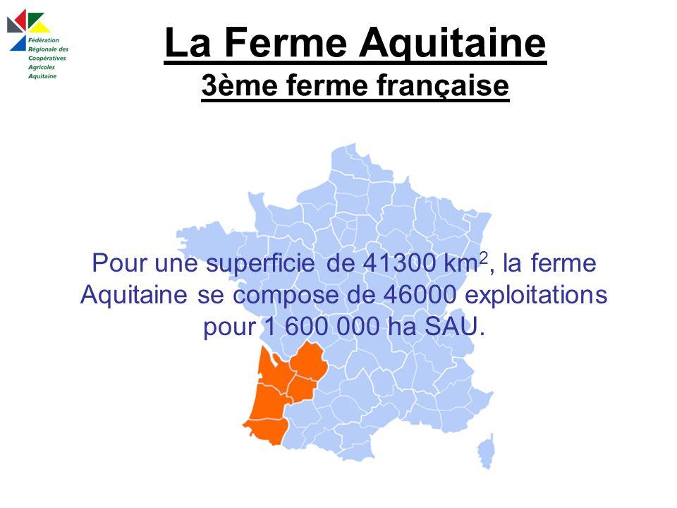 La Ferme Aquitaine 3ème ferme française