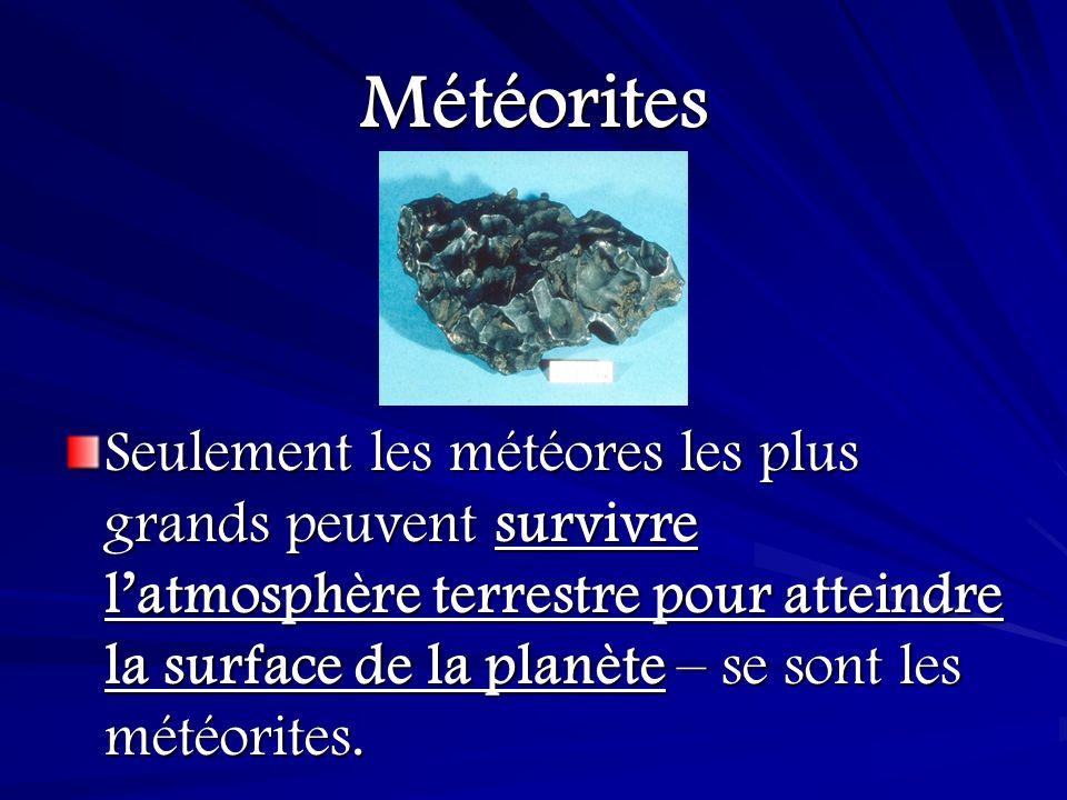 Météorites