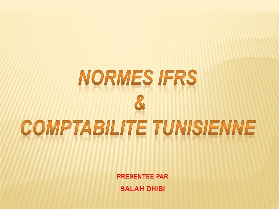COMPTABILITE TUNISIENNE