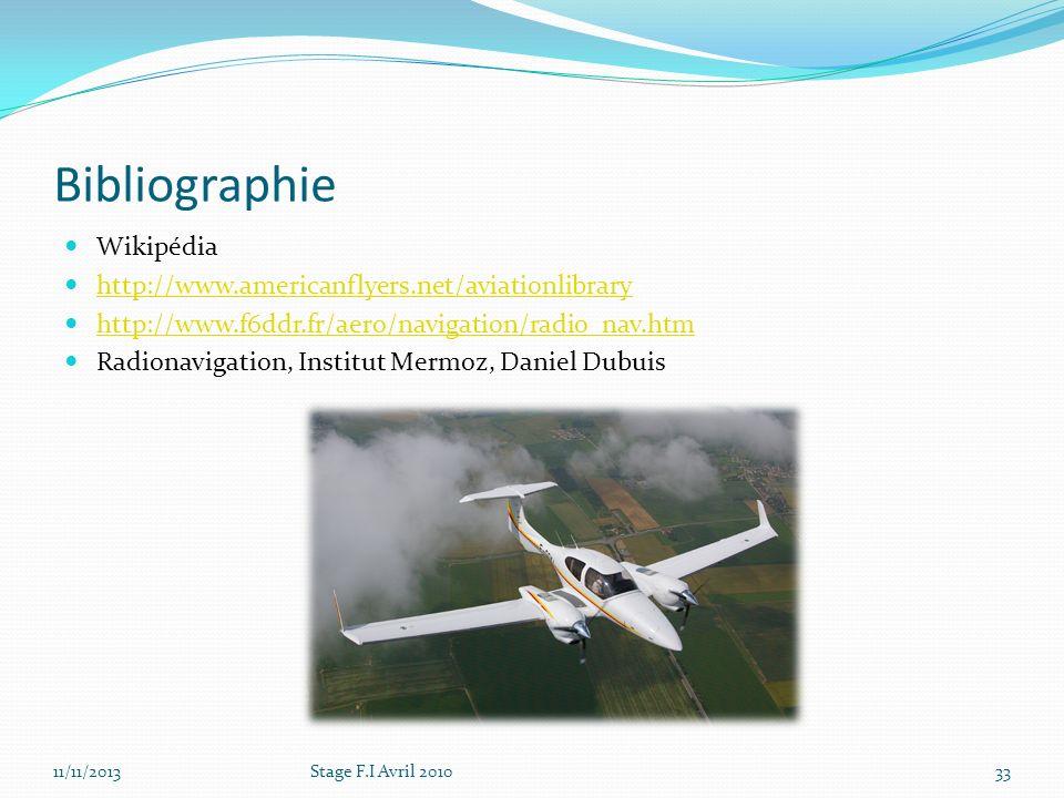 Bibliographie Wikipédia http://www.americanflyers.net/aviationlibrary