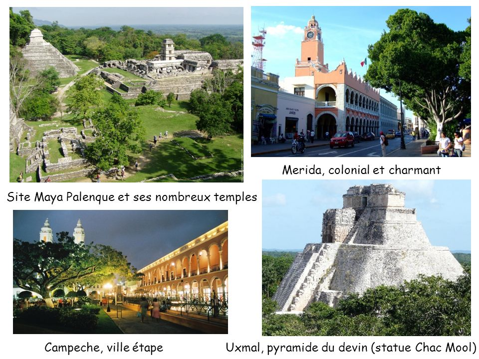 Merida, colonial et charmant