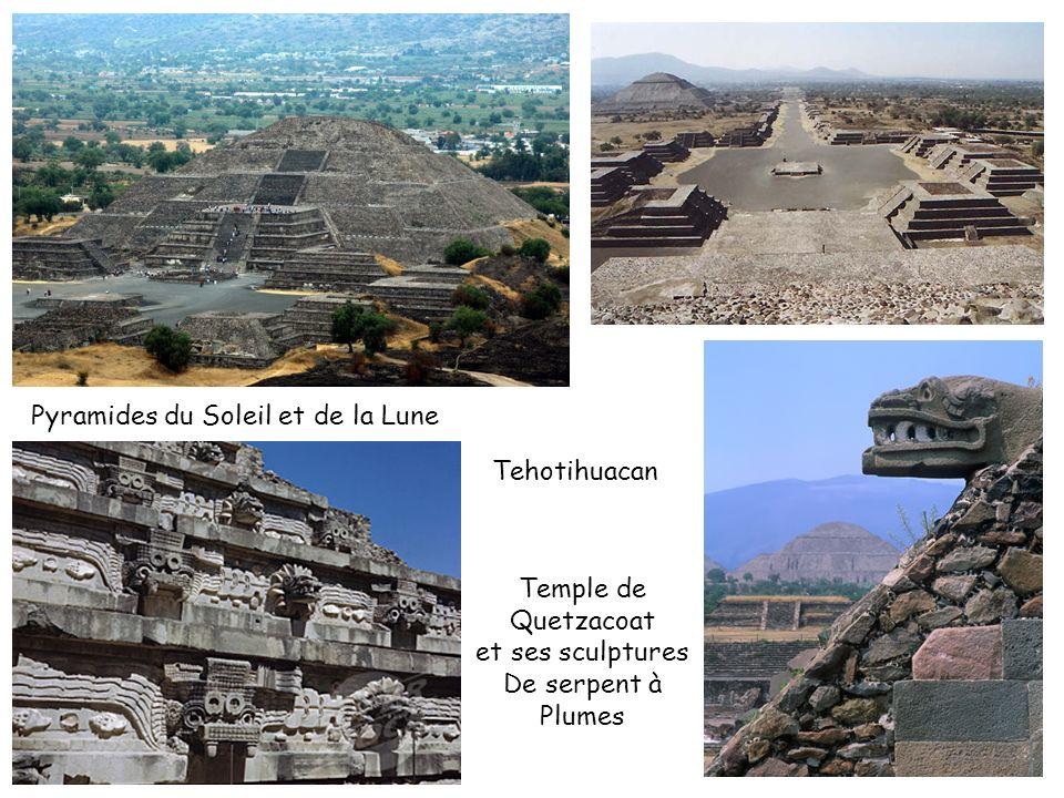 Pyramides du Soleil et de la Lune