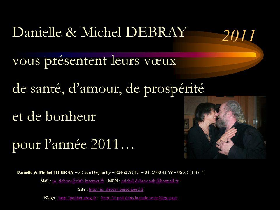 Site : http://m_debray.perso.neuf.fr
