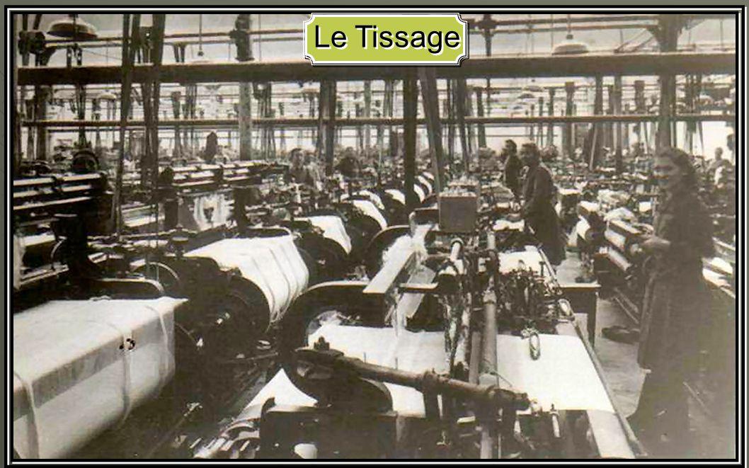 Le Tissage
