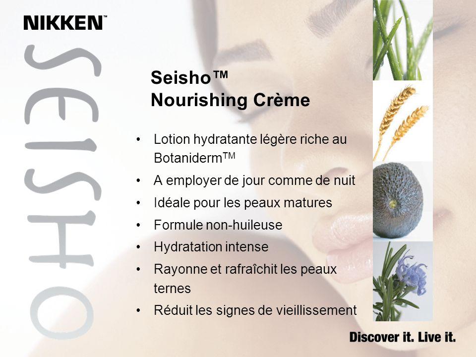 Seisho™ Nourishing Crème