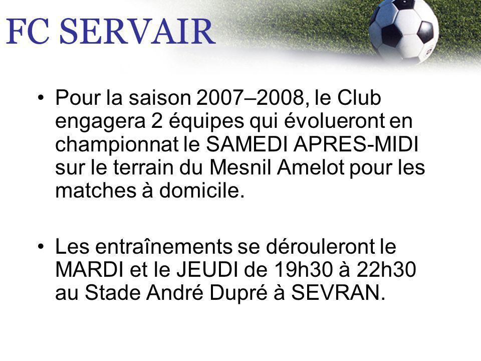 FC SERVAIR