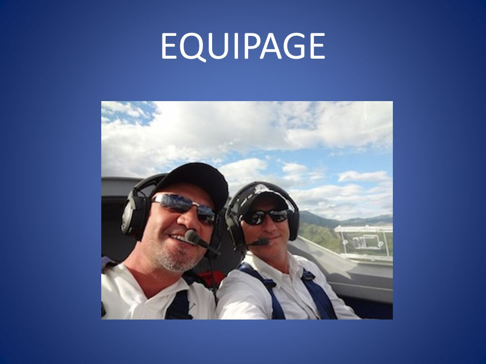 EQUIPAGE