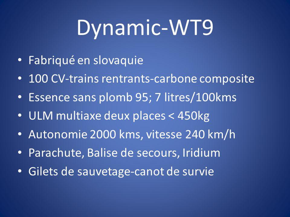 Dynamic-WT9 Fabriqué en slovaquie