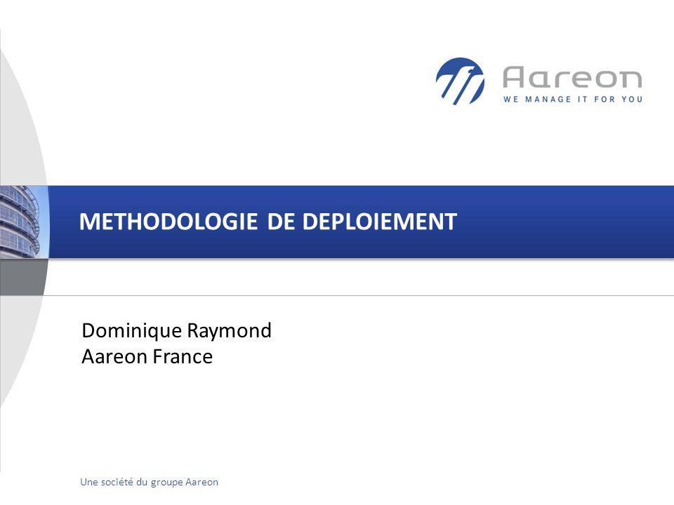 METHODOLOGIE DE DEPLOIEMENT