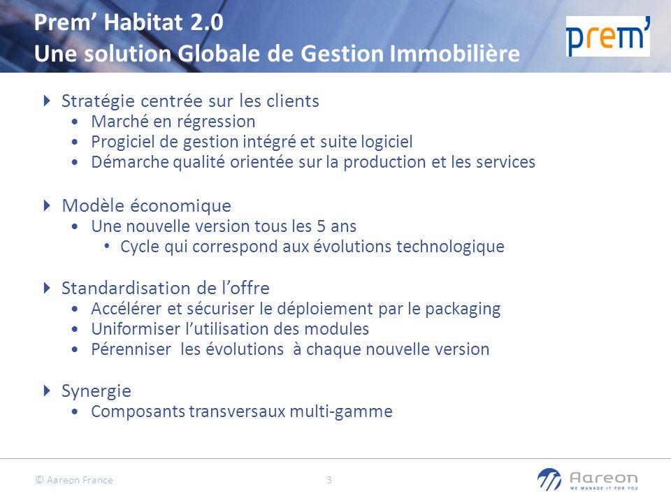 Prem' Habitat 2.0 Une solution Globale de Gestion Immobilière
