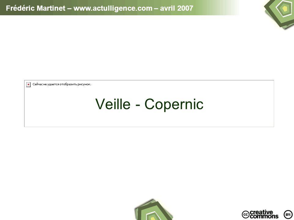 Veille - Copernic