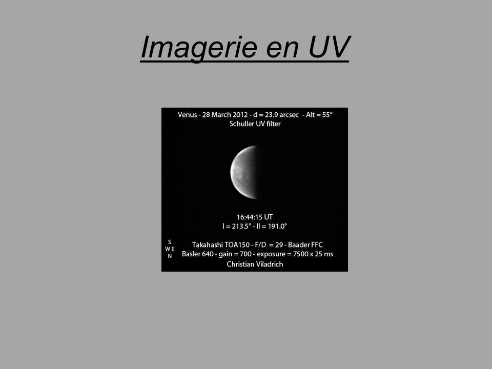 Imagerie en UV