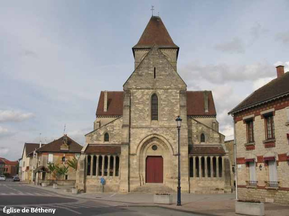 Église de Bétheny