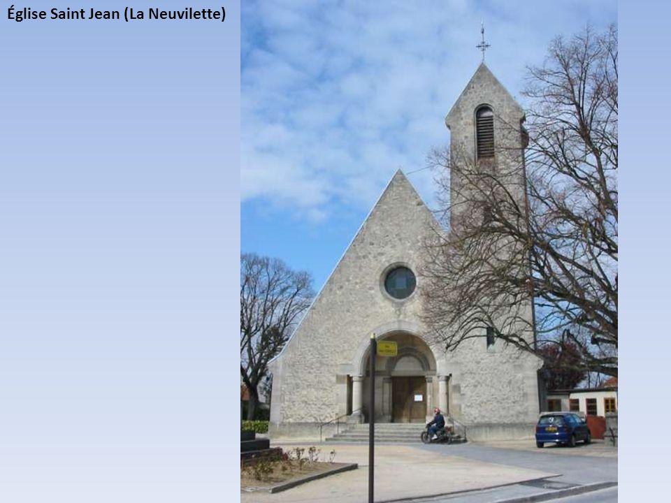 Église Saint Jean (La Neuvilette)